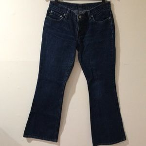 Women fit and flare polo Ralph Lauren jeans